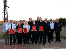 Feuerwehrehrungen Otterberg