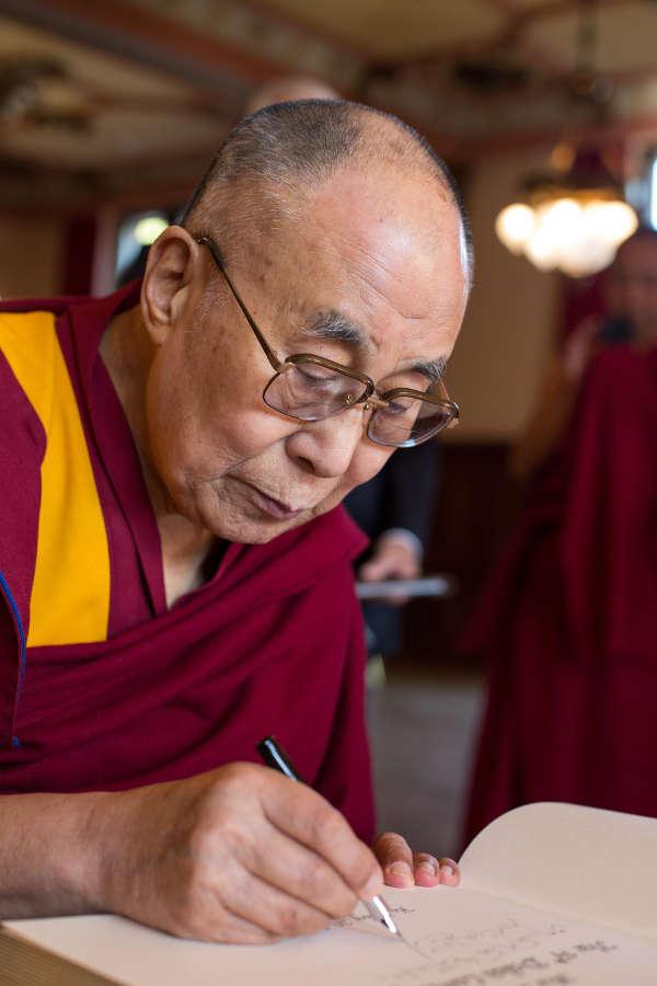 Dalai Lama Heidelberg