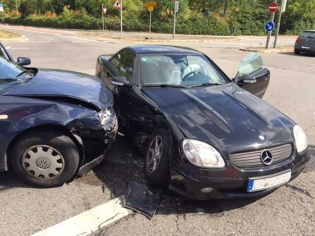 Unfallaufnahme