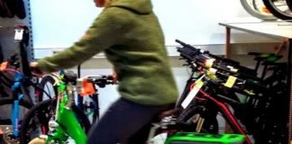 Dieses E-Bike wurde vor ein paar Tagen in der Kerststraße gestohlen. Wer hat es in der Zwischenzeit gesehen und kann Hinweise auf den Täter, den aktuellen Nutzer oder den jetzigen Standort des Pedelecs geben? (Foto: privat)