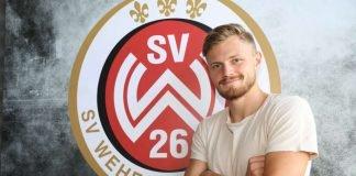 SVWW-Neuzugang Marcel Titsch Rivero (Foto: svww.de)