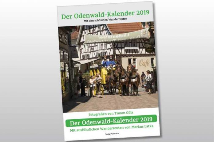 Odenwaldkalender 2019