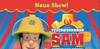 Feuerwehrmann Sam (Quelle: Konzertdirektion Bingel / Theater auf Tour)