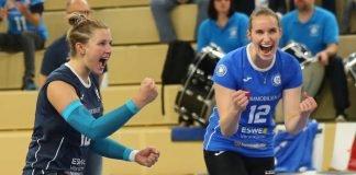 VCW mit erstem Heimspiel gegen Potsdam (Foto: Detlef Gottwald)