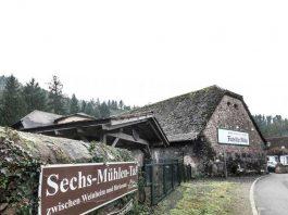 Mühlental mit Fuchssche Mühle Foto: Gunnar Fuchs