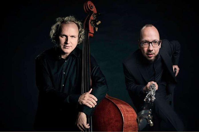 v.r.: Oliver Leicht und Hans Glawischnig (Foto: Ben Knabe)