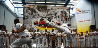 Deutsche Capoeira-Meisterschaft (Foto: Lisa Grüterich)
