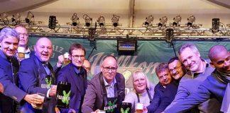 Bohrermarkt Fassbieranstich 2017