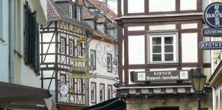 Enge Gassen in Bad Kreuznach (Foto: GuT)