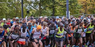 Frankfurt Marathon 2018 (Foto: Torsten Reitz)