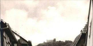 Die historische Schlossgasse (Quelle: Kerstin Bach)