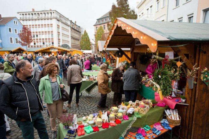 Herbstmarkt (Foto: Bernward Bertram)