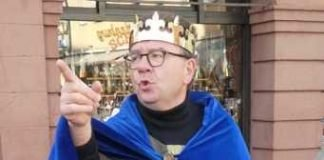 Gästeführer Frank Seidel-
