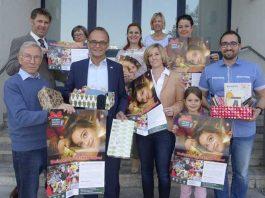 """Landrat Brechtel unterstützt die Aktion """"Kinder helfen Kindern – Weihnachtspäckchenkonvoi"""""""