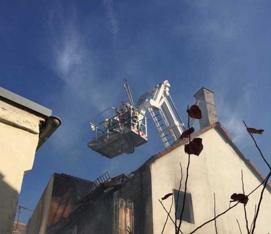 Wohnungsbrand durch Ebike-Akku