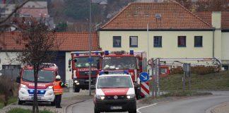 Neustadt Weinstraße Feuerwehr Übung (Foto: Holger Knecht)