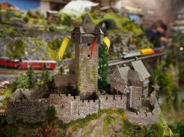 Neustadt Modellbahnausstellung 2018 (Foto: Holger Knecht)