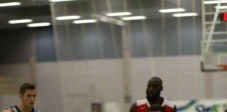 Isaah Negron BAsketball