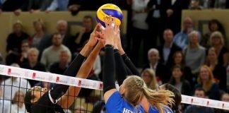 Der VCW will auch in Stuttgart um jeden Ball kämpfen (Foto: Detlef Gottwald)