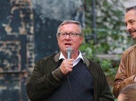 Detlev Bendel (links) und VCW-Vorsitzender Sascha Mertes (Foto: Detlef Gottwald)