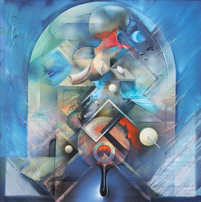 Werk von Klaus Heinrich Keller