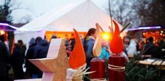 Adventsmarkt der Lebenshilfe (Foto: Melanie Hubach)