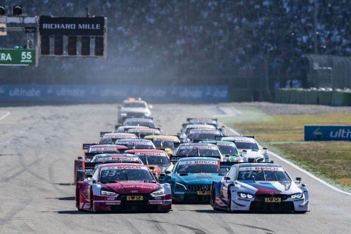 DTM-Rennen (Foto: ITR GmbH)