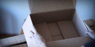 Einkauf im Fake-Shop: Paket ist leer - Geld weg