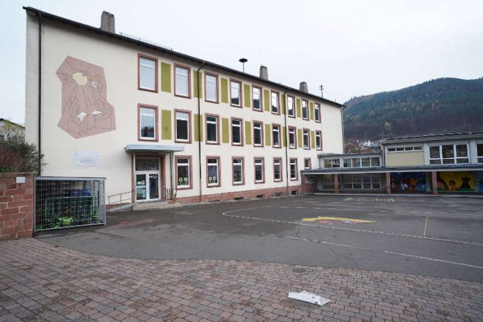 Grundschule Lambrecht (Foto: Holger Knecht)