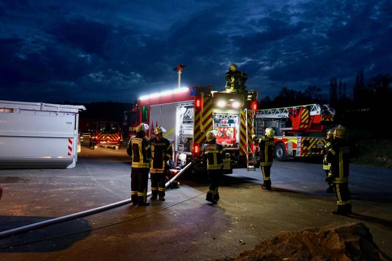 Foto: Benedikt Dorbath; Feuerwehr Mainz