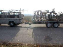 Ein beanstandetes Fahrzeug (Foto: Polizei RLP)