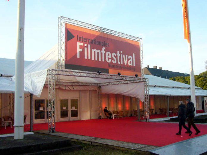 Festivalzelt in Heidelberg (Foto: Hannes Blank)