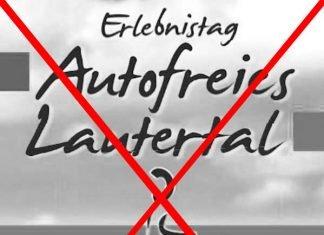 """Erlebnistag """"Autofreies Lautertal"""" findet 2019 nicht statt"""