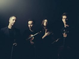 Quatuor Ébène (Foto: Julien Mignot)