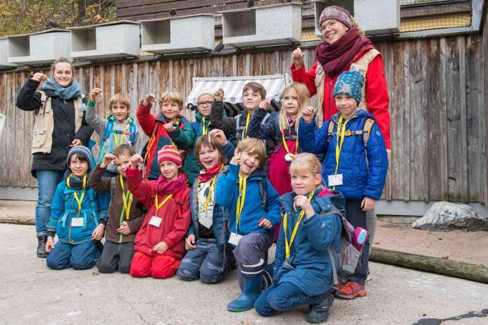 Ticketvorverkauf Zooschule (Uwe Merkel)