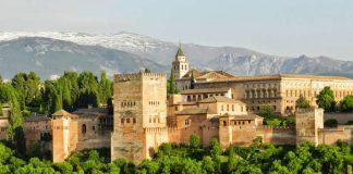 Alhambra von Granada (Foto: Pixabay)