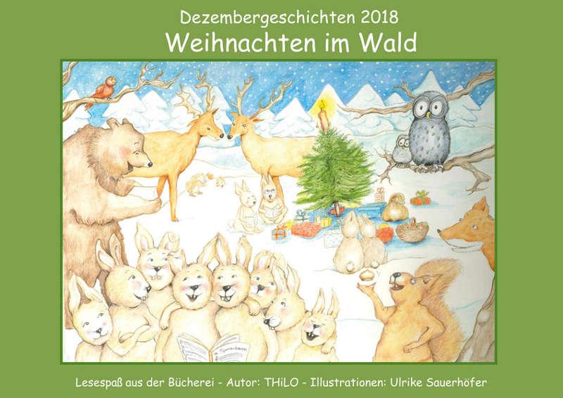 Dezembergeschichten-Titelbild (Quelle: Landesbibliothekszentrum Rheinland-Pfalz)