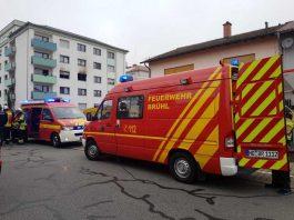 Einsatz in Brühl