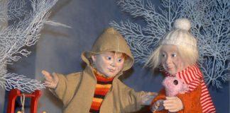 Lotta feiert Weihnachten (Foto: Puppentheater Dornerei)
