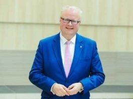 Hessens Finanzminister Dr. Thomas Schäfer © HMdF