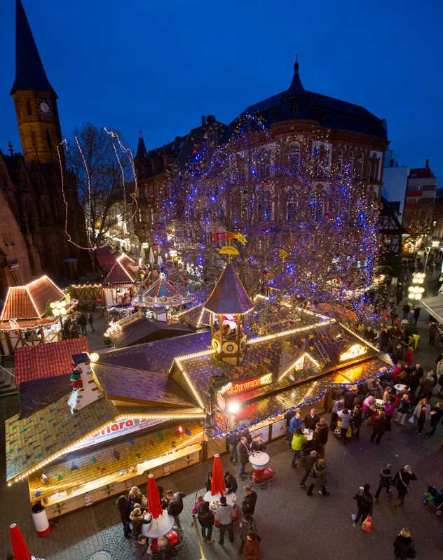Weihnachtsmarkt Kl