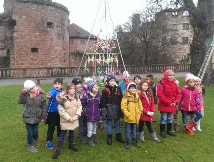 Weihnachtsbaum Fun.Schloss Heidelberg Adventsaktion Gestartet Im Schlossgarten