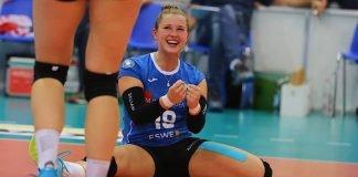VCW-Libera Lisa Stock freut sich über zwei Punkte in Straubing (Foto: Detlef Gottwald)