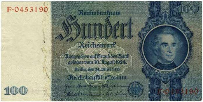 Frankfurt: Die Geldscheinsammlung der Deutschen Bundesbank ...