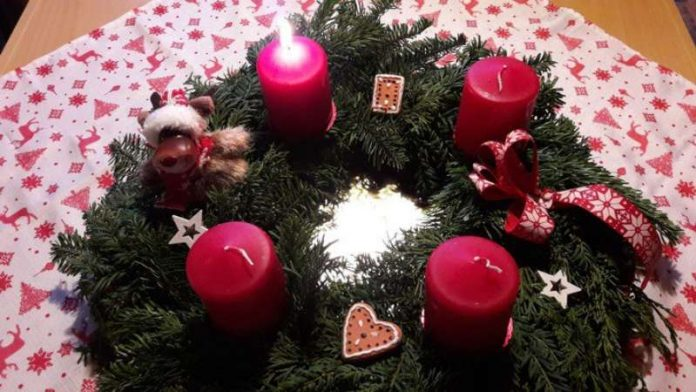 1. Advent (Foto: Polizei RLP)
