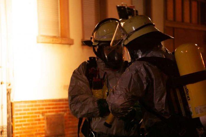 Foto: Frank Sauer / Bilddokumentationsgruppe der Feuerwehr Mainz