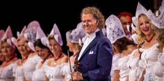 Weltstar André Rieu (Foto: Marcel van Hoorn)