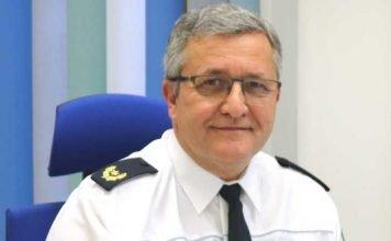Polizeivizepräsident Siegfried Kollmar Polizeipräsidium Mannheim