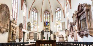Peterskirche innen (Foto: Annemone Taake)