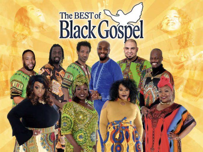 The best of black gospel (Foto: Veranstaltungsbüro Wünsch)